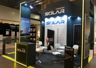 SOLAR BRUK-BET – Targi RENEXPO 2017 Warszawa